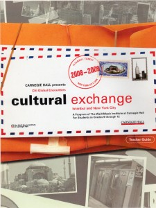 Carnegie Hall Cultural Exchange