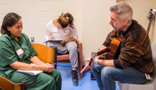 Rikers Island Lullaby Project
